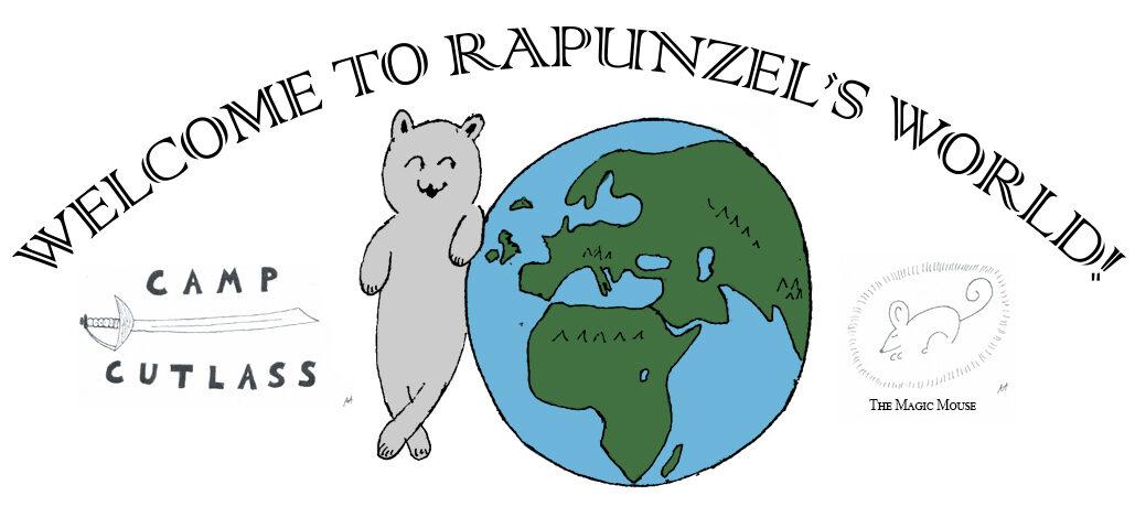 Rapunzel Cat